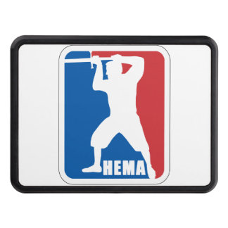 HEMA trailer hitch cover