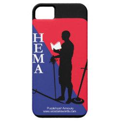 HEMAist IPhone 5/5s case