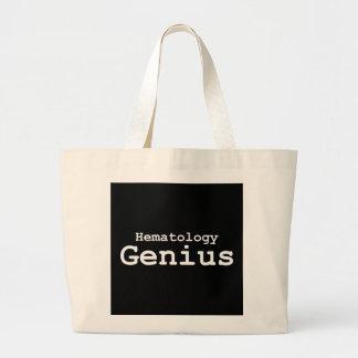 Hematology Genius Gifts Jumbo Tote Bag