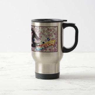 HEMATOLOGY - Medical Technology - Laboratory 15 Oz Stainless Steel Travel Mug