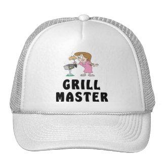 Hembra de Grill Master Gorros