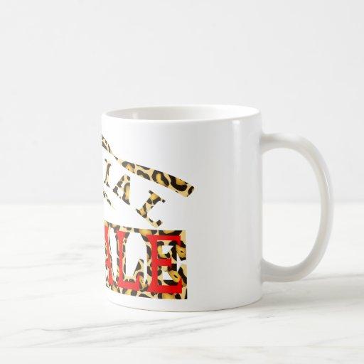 hembra especial taza clásica