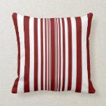 Hemera (Red) Pillow