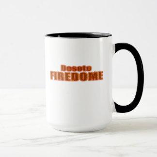 hemi del firedome del desoto taza