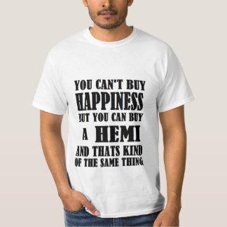 HEMI=HAPPINESS TSHIRTS