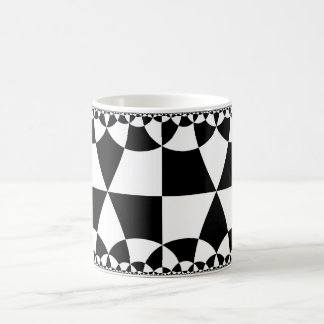 Hemi-Hex Chess Coffee Mug
