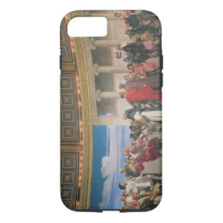 Hemicycle: Artists of All Ages, detail of the righ iPhone 7 Case