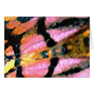 Hemileuca Eglanterina Butterfly Wings Card