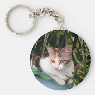 Hemingway Cat Key Chains