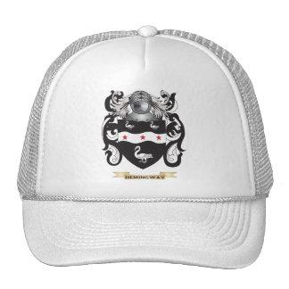 Hemingway Coat of Arms (Family Crest) Trucker Hat