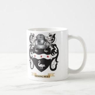Hemingway Coat of Arms (Family Crest) Classic White Coffee Mug