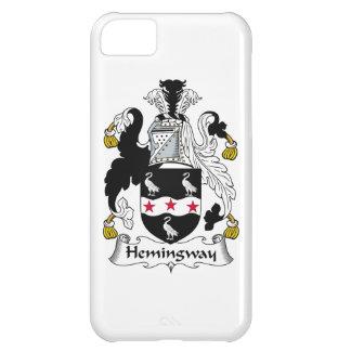 Hemingway Family Crest iPhone 5C Case