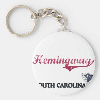 Hemingway South Carolina City Classic Key Chains