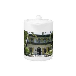 Hemingway's Hideaway Teapot