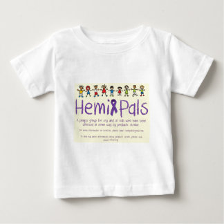 HemiPals Apparel Baby T-Shirt