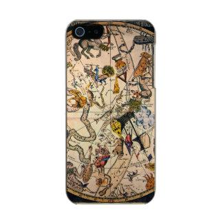 Hemisferio celestial, 1790 carcasa de iphone 5 incipio feather shine