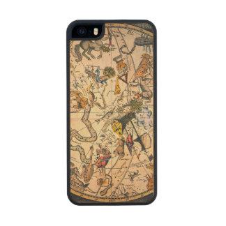 Hemisferio celestial, 1790 funda de arce carved® para iPhone 5