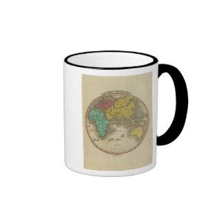 Hemisferio del este 15 tazas de café