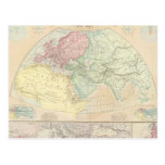 Hemisferio del este 2 postales