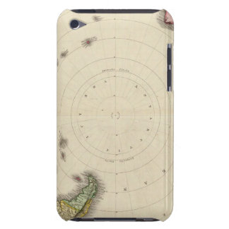 Hemisferio meridional 2 Case-Mate iPod touch protectores
