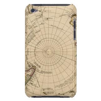 Hemisferio meridional 4 iPod Case-Mate funda