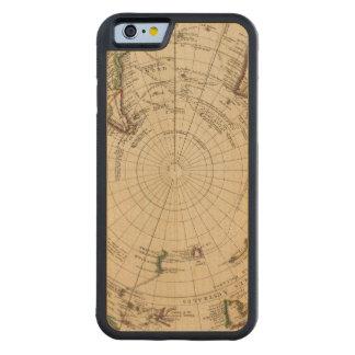 Hemisferio meridional 4 funda de iPhone 6 bumper arce
