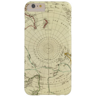 Hemisferio meridional funda de iPhone 6 plus barely there