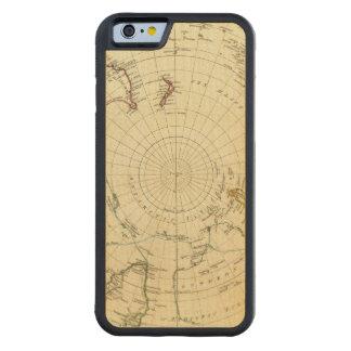 Hemisferio meridional funda de iPhone 6 bumper arce