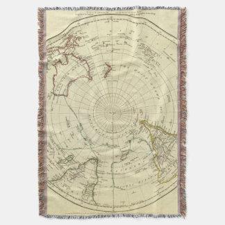 Hemisferio meridional manta