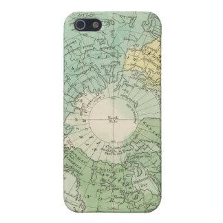 Hemisferio norte 3 iPhone 5 carcasas