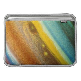 Hemisferio norte de Saturn Fundas MacBook