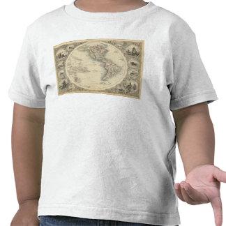 Hemisferio occidental 10 camisetas