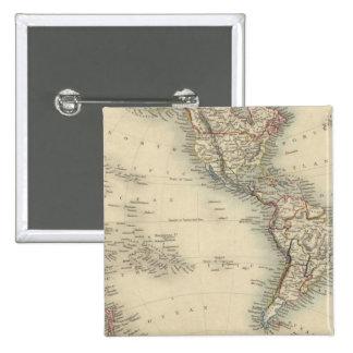 Hemisferio occidental 10 pin cuadrado