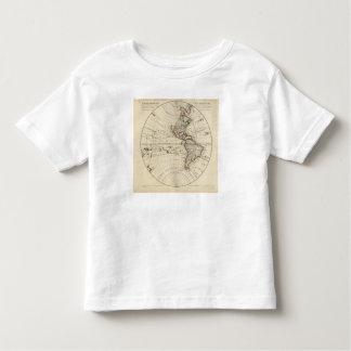 Hemisferio occidental 10 tshirt