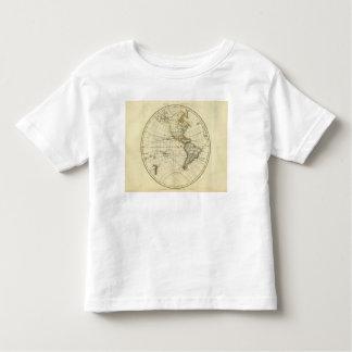 Hemisferio occidental 11 tee shirt