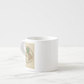 Hemisferio occidental 16 tazitas espresso