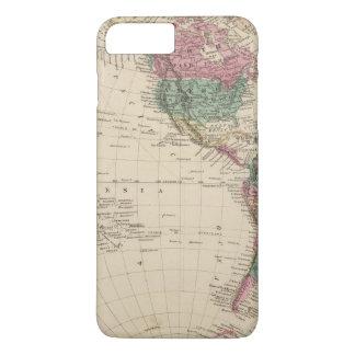 Hemisferio occidental 2 funda iPhone 7 plus