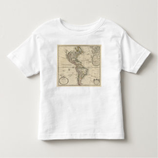 Hemisferio occidental 2 camiseta