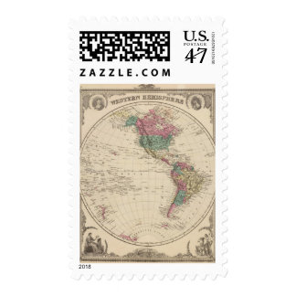 Hemisferio occidental 2 sello