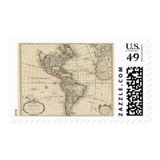 Hemisferio occidental 2 sellos