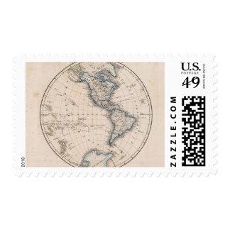 Hemisferio occidental 6 sellos