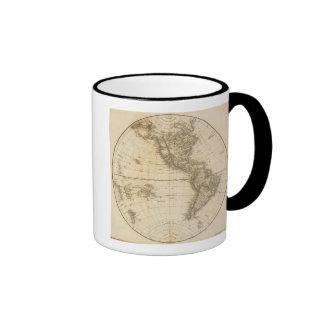 Hemisferio occidental 6 taza de café