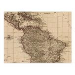 Hemisferio occidental, Suramérica Tarjetas Postales