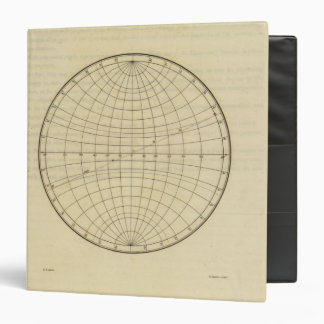 Hemisphere map binder