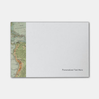 Hemispheres 12 physical post-it notes
