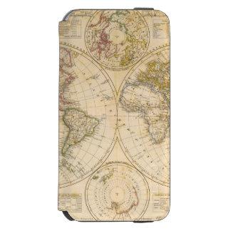 Hemispheres iPhone 6/6s Wallet Case