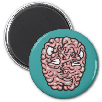 Hemispheres Magnet