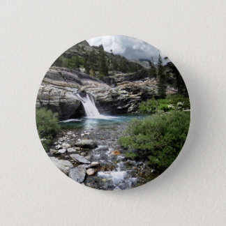 Hemlock Crossing Waterfall - Sierra Button