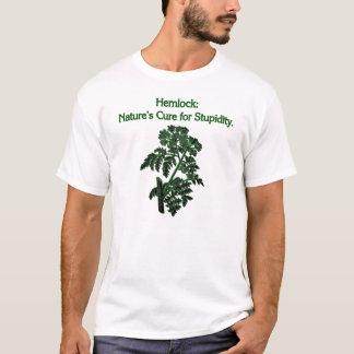 Hemlock: Cure For Stupidity T-Shirt