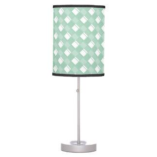 Hemlock de la tela escocesa 3 lámpara de escritorio
